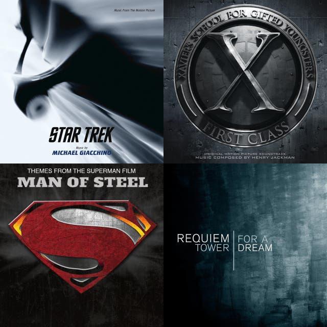 Epic Movie Scores <3 on Spotify
