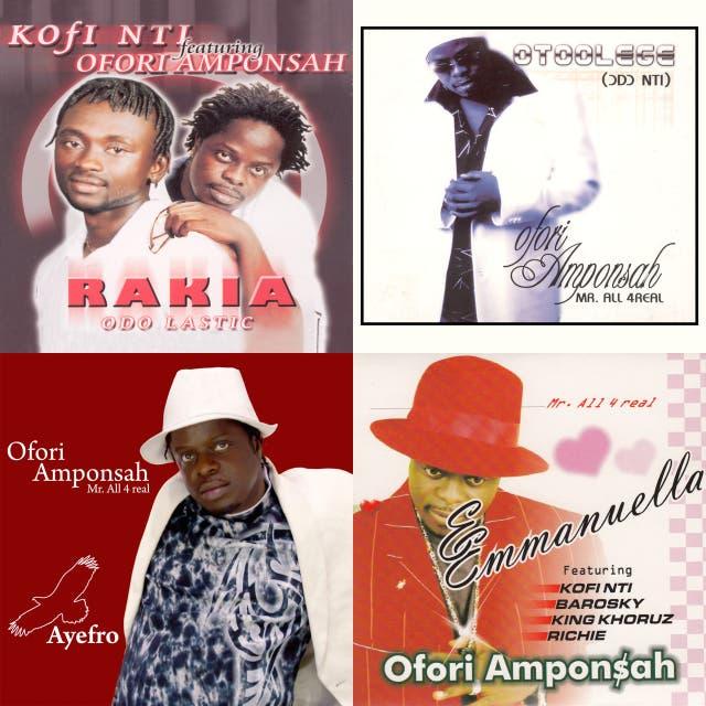 Ofori Amponsah on Spotify