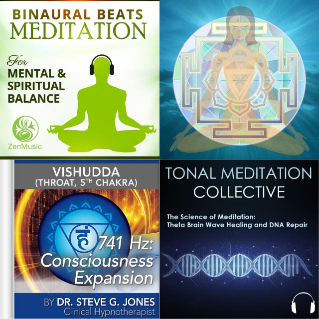 Solfeggio Healing Frequencies (2) on Spotify