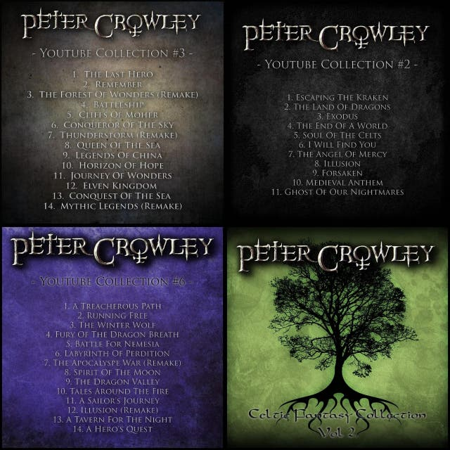 peter crowley on Spotify