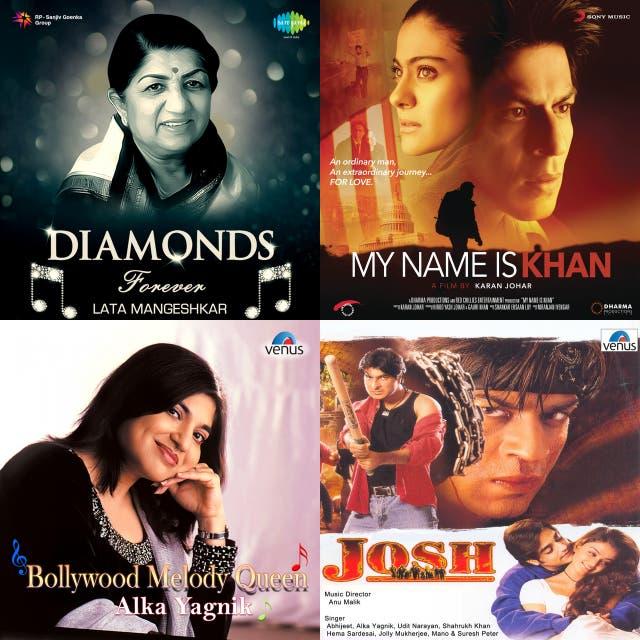 Shahrukh Khan on Spotify