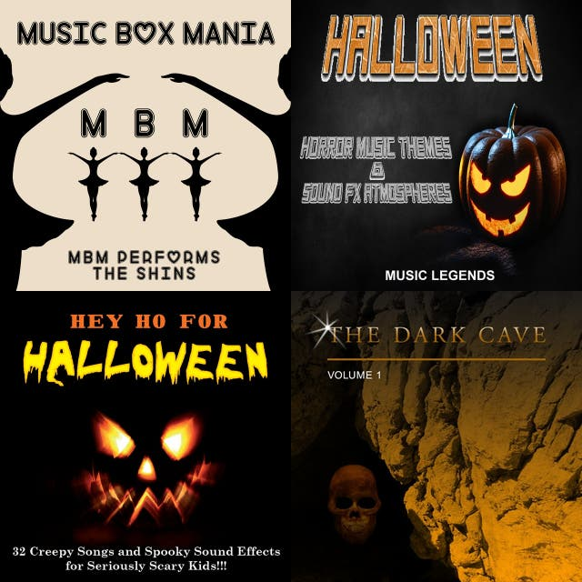 Horrible Sounds — Scary Music Box - Sound Effect on Spotify