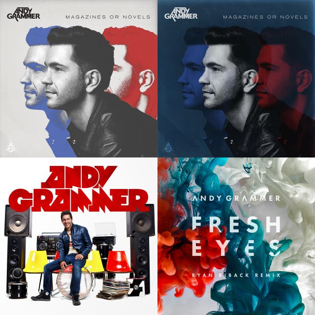 Andy Grammer on Spotify