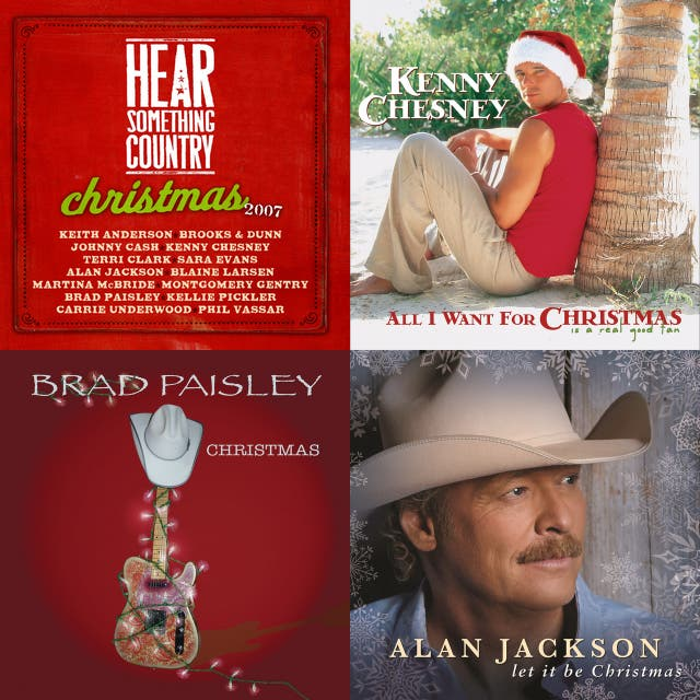 Alan Jackson Let It Be Christmas.Country Christmas On Spotify