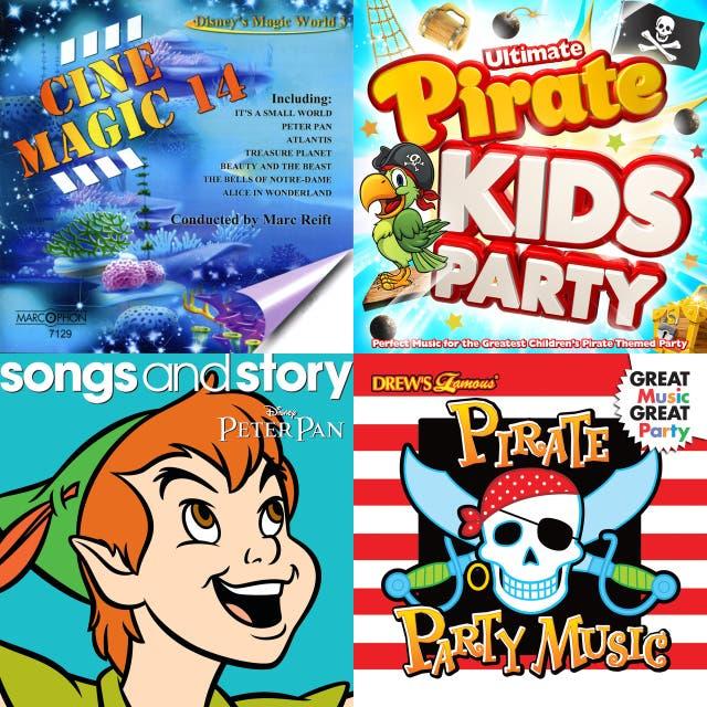 pirate playlist on Spotify