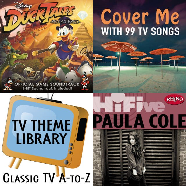 Spin: TV Theme Songs on Spotify