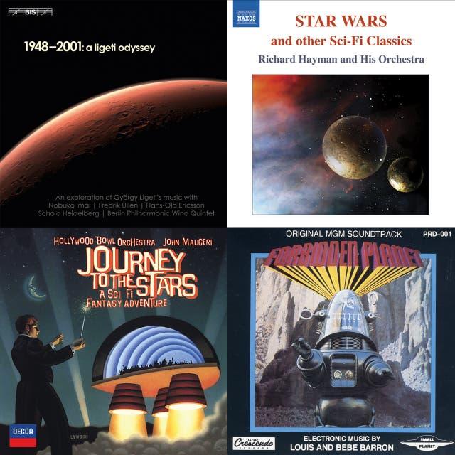 Ad Astra ! Journey To The Stars - Vintage Sci-Fi soundtracks