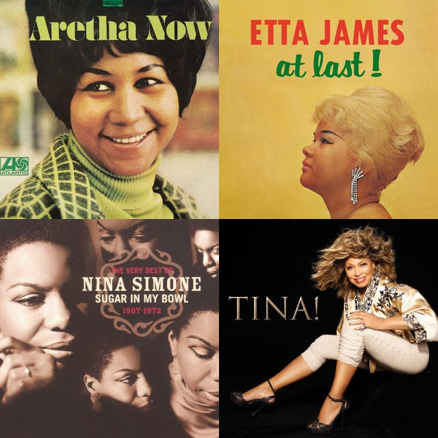 Best Female Singers Of All Time on Spotify