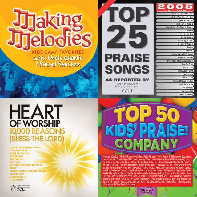 Family Worship Songs on Spotify