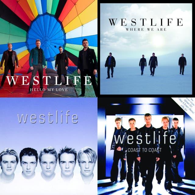 Westlife Setlist 2019 on Spotify