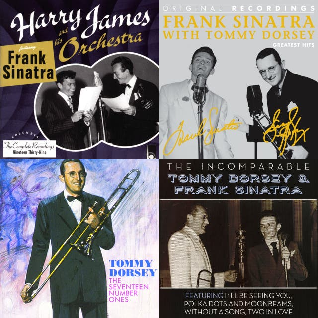 JESSE'S FRANK SINATRA/BIG BAND/NEW ORLEANS JAZZ on Spotify