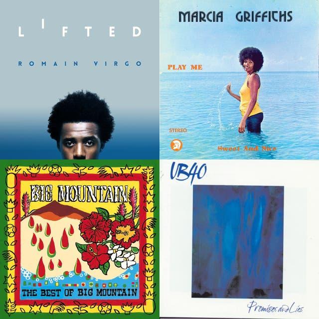 Reggae Covers of Popular Non-Reggae Songs on Spotify