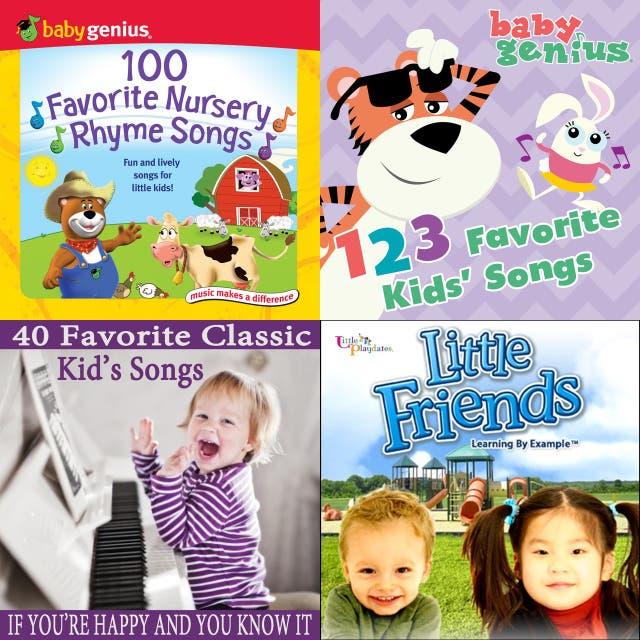 Baby Genius - 123 Favorite Kids Songs, Vol  2 on Spotify