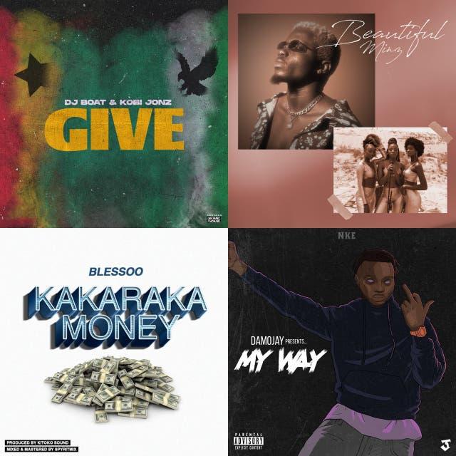 Nigerian Music Mix on Spotify
