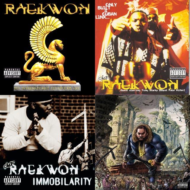 Raekwon on Spotify