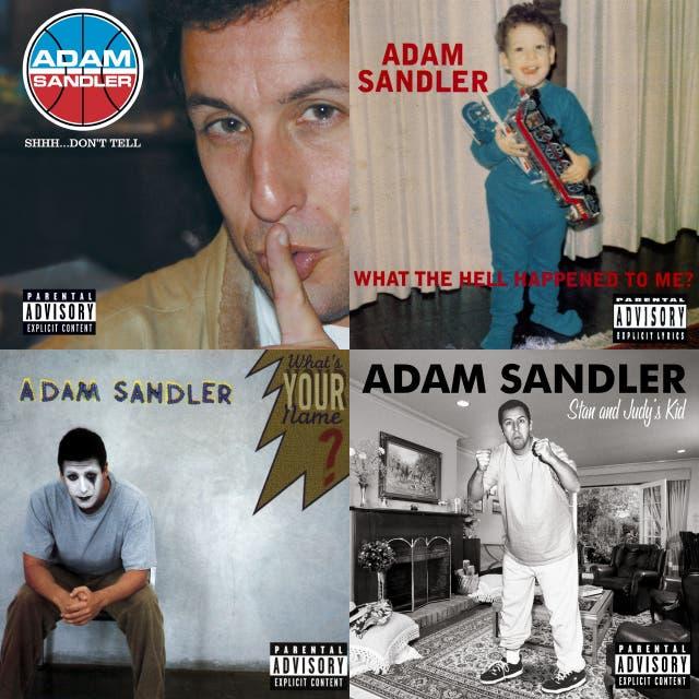 Adam sandler on Spotify