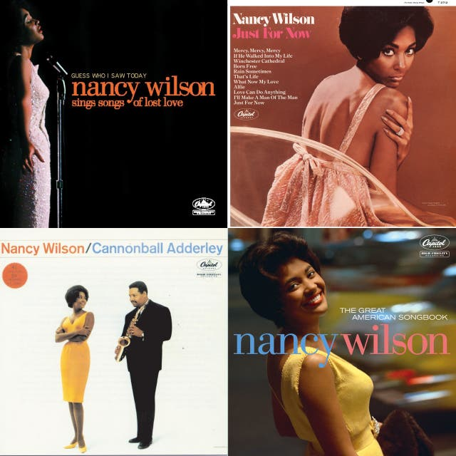 Nancy Wilson – Guess Who I Saw Today: Nancy Wilson Sings Of