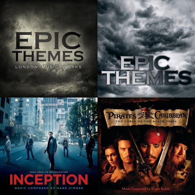 Epic Instrumental Music on Spotify