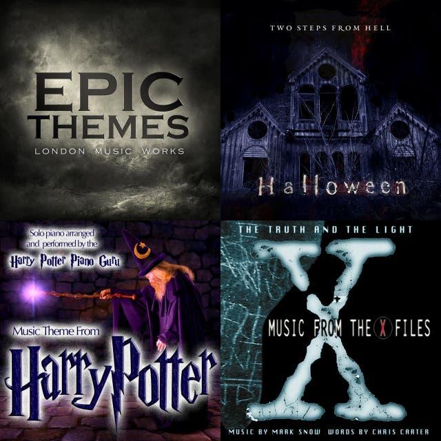 Halloween atmospheric music on Spotify