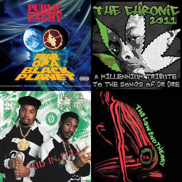 I Miss Golden Age Hip-Hop on Spotify