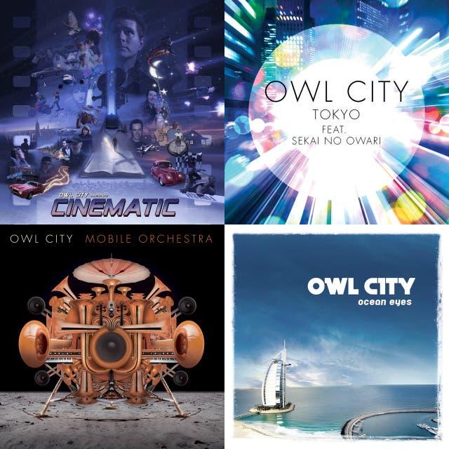 OwlCity on Spotify
