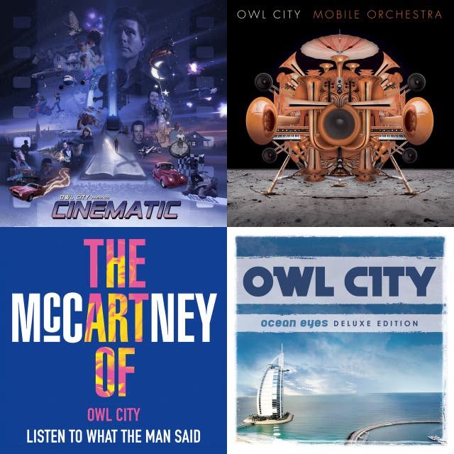 Owl City Cinematic Concert on Spotify