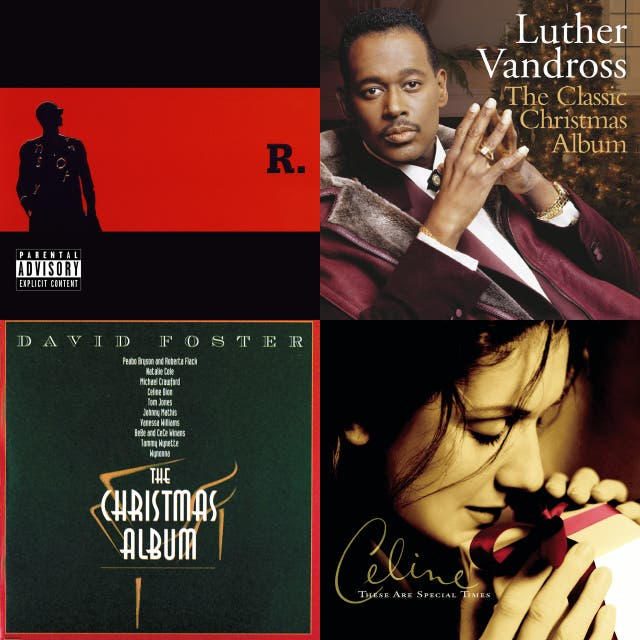Luther Vandross Christmas Album.Christmas W The Edgells On Spotify