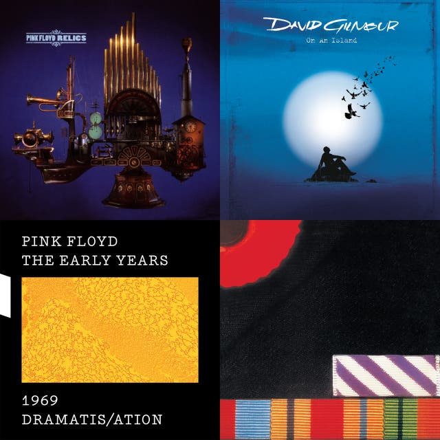 Top 100 Pink Floyd + solo songs on Spotify