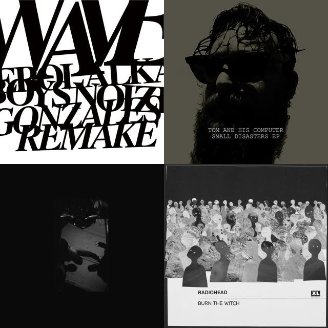 Playlist illustration