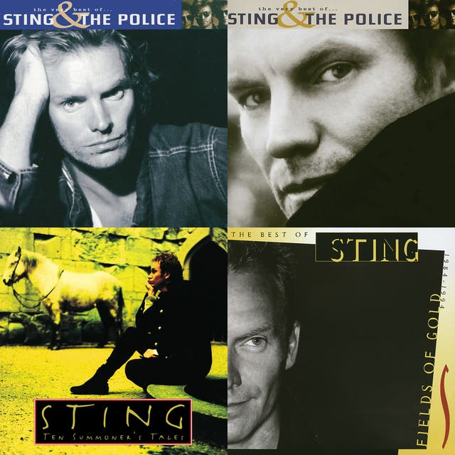 Resultado de imagen de Sting - Lp: 'Ten summoner's tales