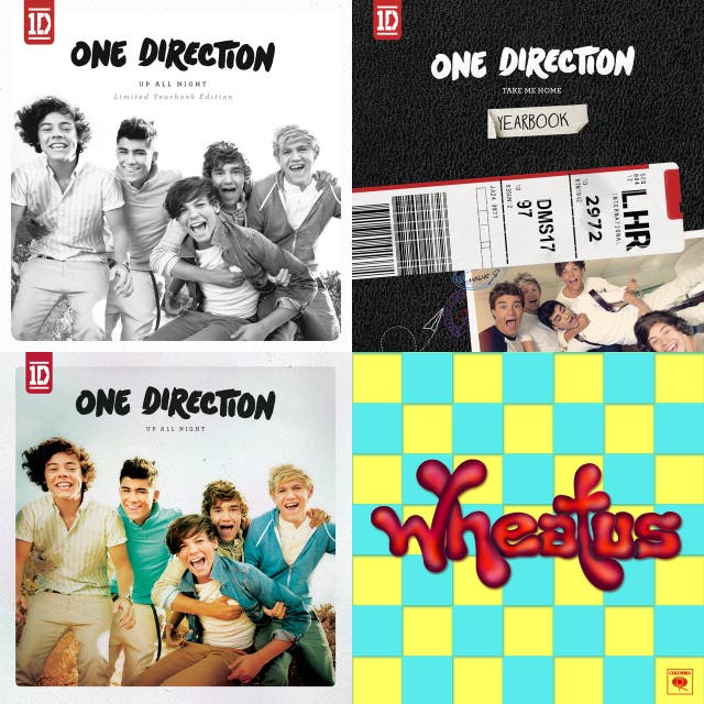 One Direction - Take Me Home: Yearbook Edition on Spotify