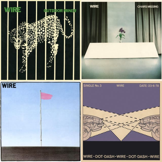 Wire – On Returning on Spotify