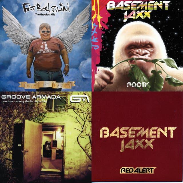 basement jaxx rooty full album