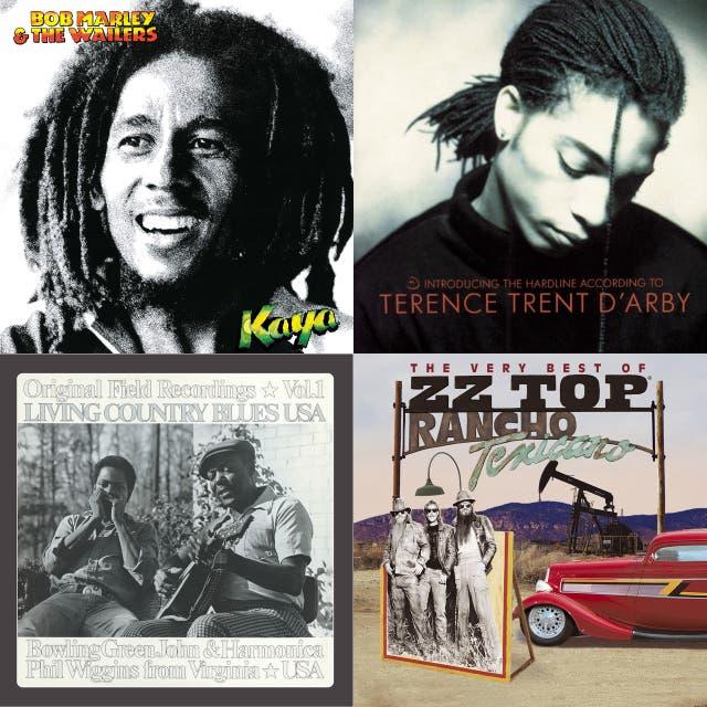 80s Blues & Soul on Spotify