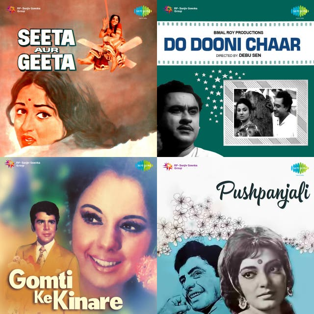 Various Artists – Evergreen Duets Of Manna Dey on Spotify