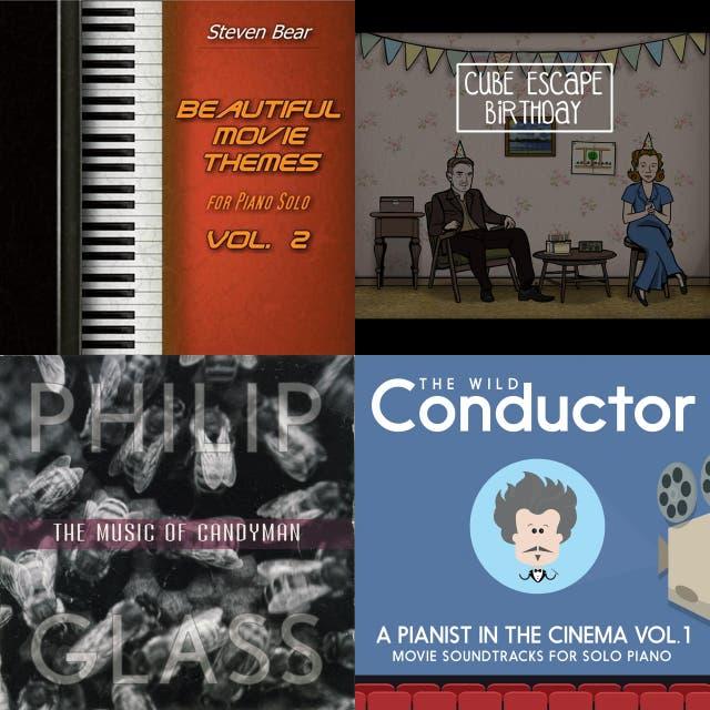 piano stuff on Spotify