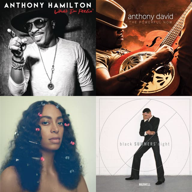 The best Neo Soul albums of 2016 on Spotify