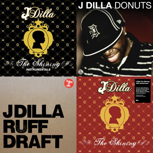 J Dilla on Spotify