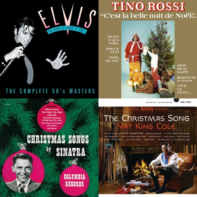 Tino Rossi Merry Christmas On Spotify