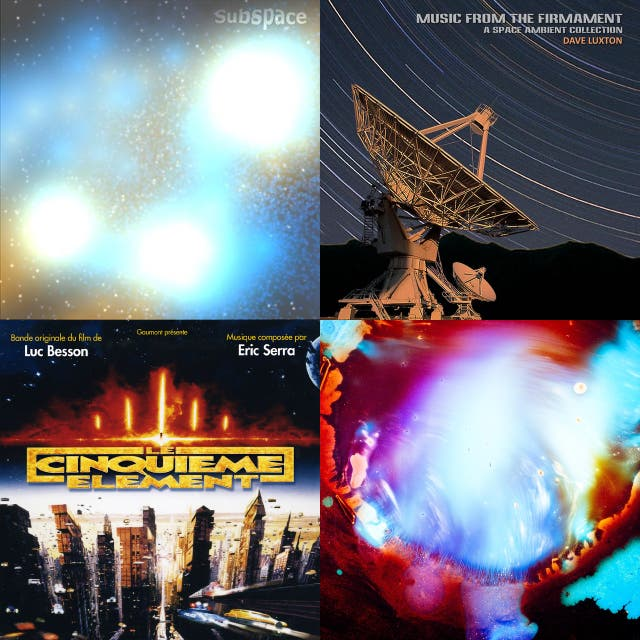 Space Ambient & Sci Fi on Spotify