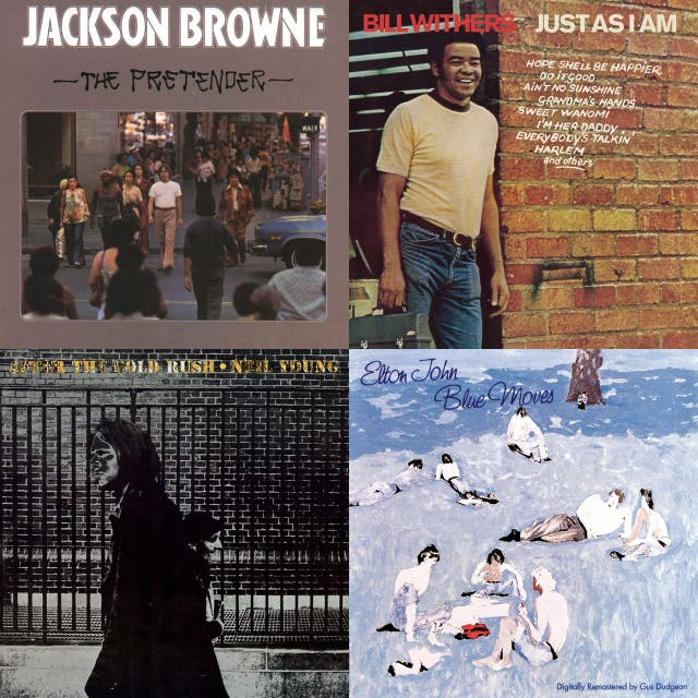 The best sad songs of the 70's on Spotify