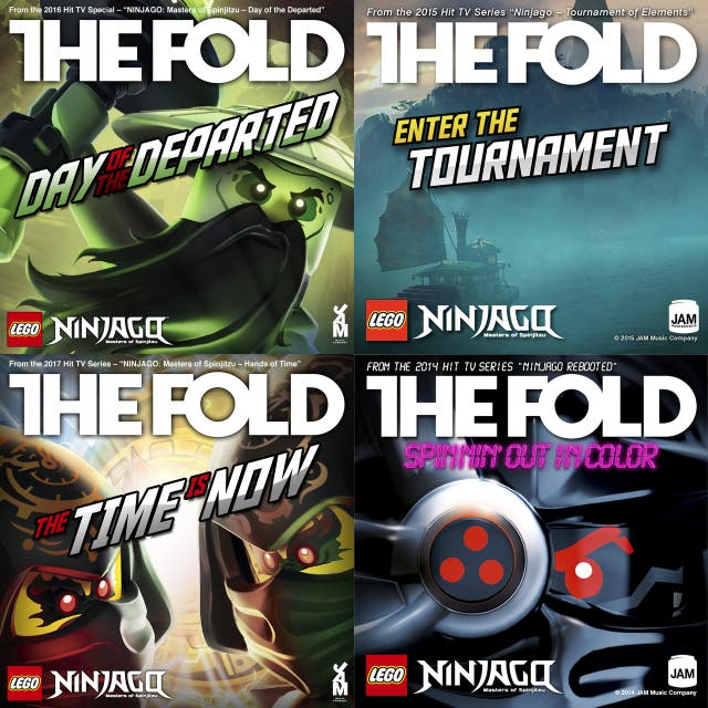 The Fold — Lego Ninjago - Day Of The Departed on Spotify