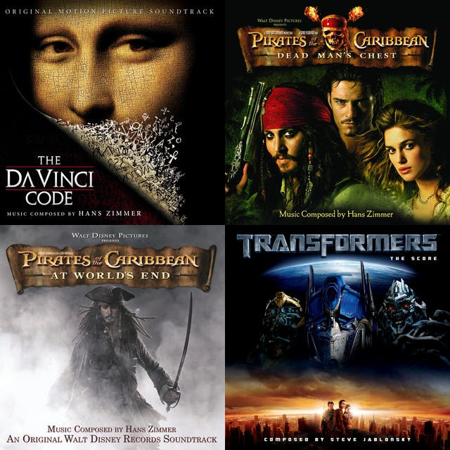 Epic Movie Scores on Spotify