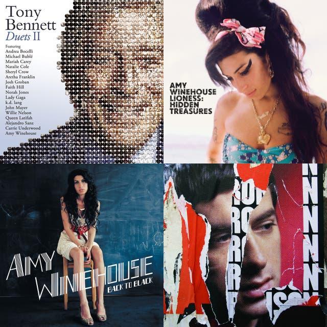 Amy Winehouse - David Strickson