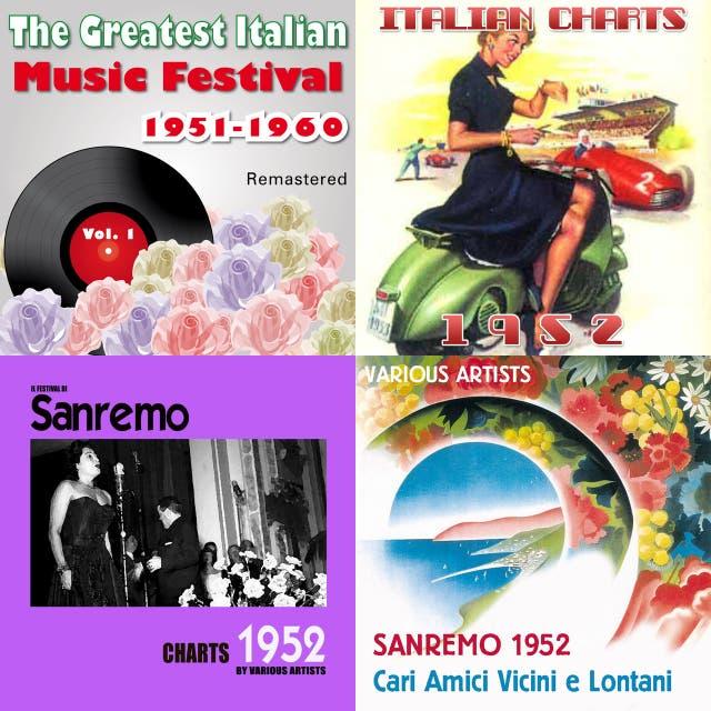 Sanremo 1952 playlist