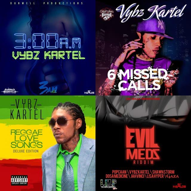 Vybz Kartel 1999-2019 on Spotify