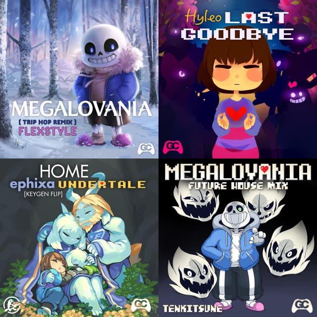 Gamechops - Undertale remixes on Spotify