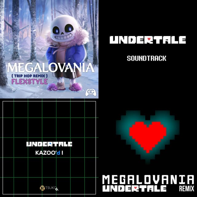 💀Sans MEGALOVANIA SONG  NEVER Hate sans💀 on Spotify