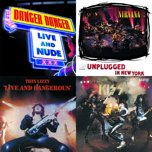Best live albums on Spotify