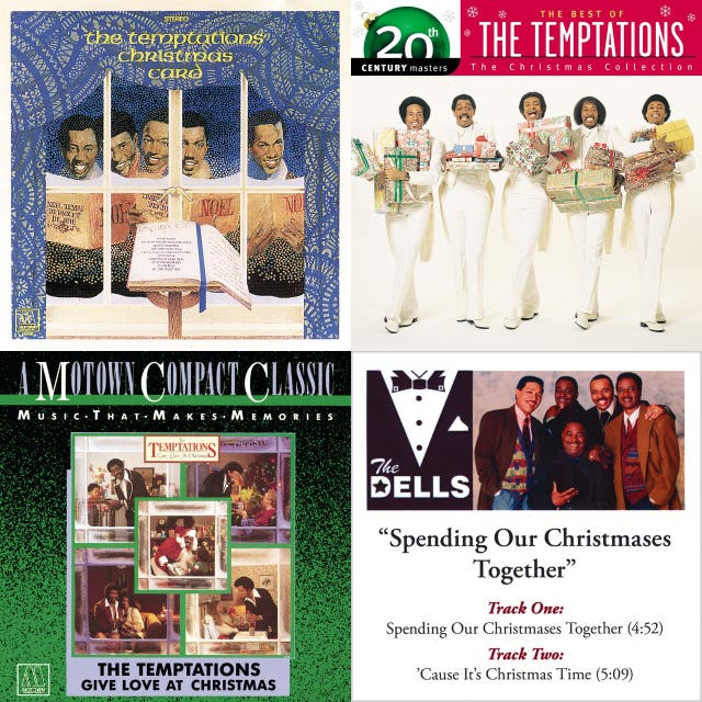 Temptations Christmas.The Temptations Best Of The Temptations Christmas On Spotify